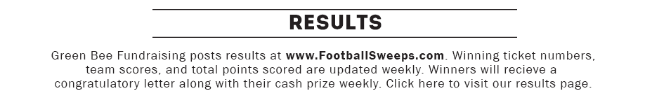 check football frenzy tickets results at www.footballsweeps.com